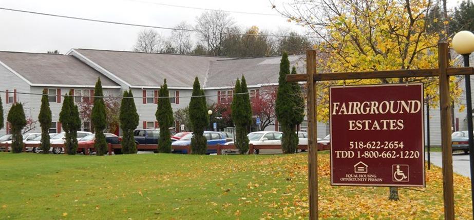 An image of the convenient Fairground Estates Apartments