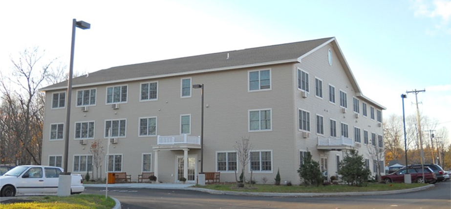 An image of the convenient Kaaterskill Manor Apartments